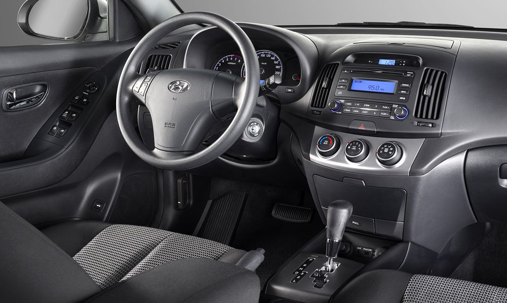 Hyundai Elantra HD 2019, Egypt
