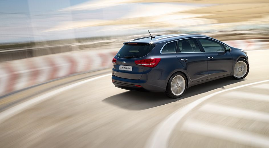 Kia Cee'd Station Wagon 2019, Egypt