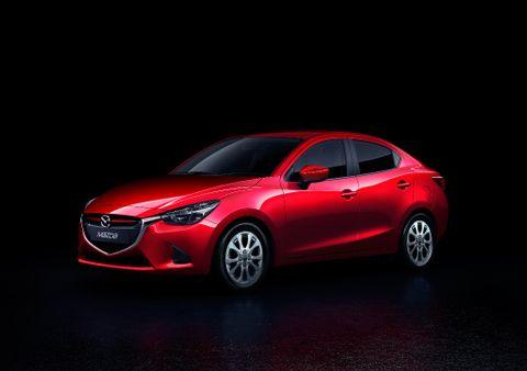 Mazda 2 Sedan 2019, Oman
