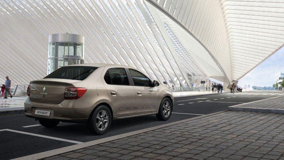 Renault Logan 2019, Egypt