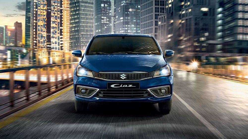 Suzuki Ciaz 2019, United Arab Emirates