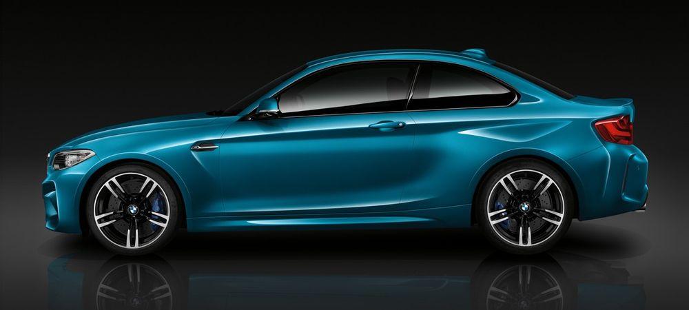 BMW M2 Coupe 2019, Kuwait