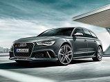 Audi RS6 Avant 2020, Oman