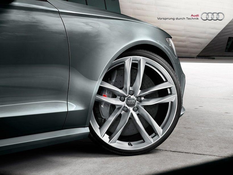 Audi RS6 Avant 2020, Qatar