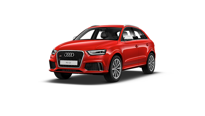 Audi RS Q3 2019, United Arab Emirates