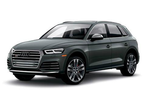 Audi SQ5 2019, United Arab Emirates