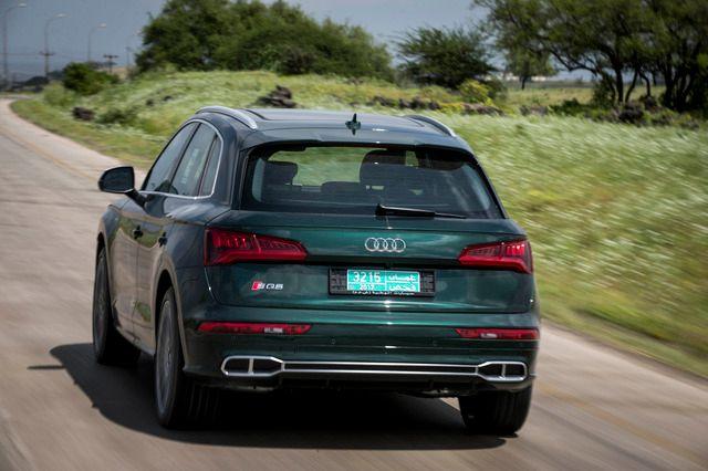 Audi SQ5 2019, Oman