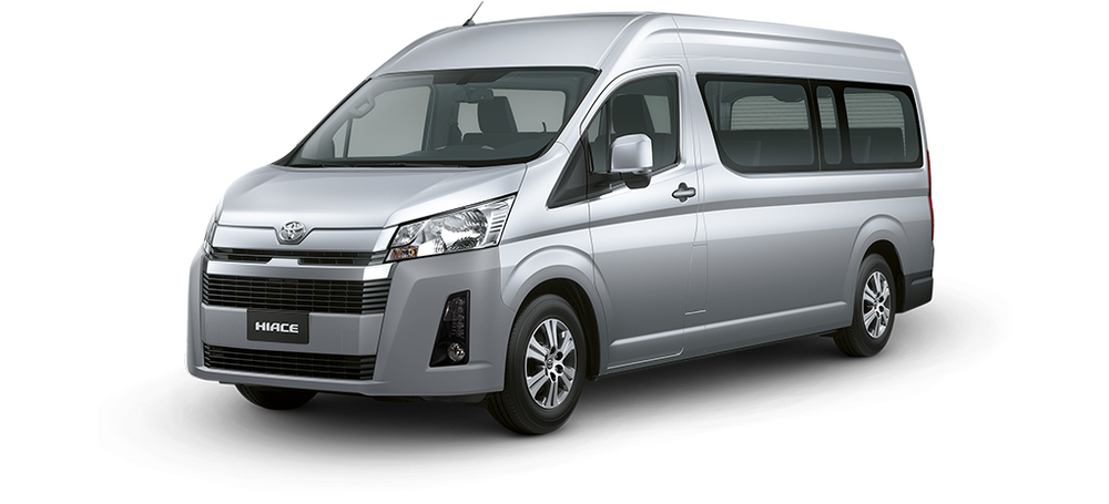 Toyota Hiace 2019, Oman