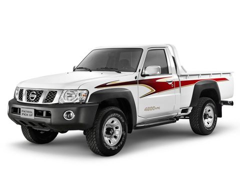 Nissan Patrol Pick Up 2019, United Arab Emirates