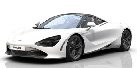 McLaren 720S 2019, Bahrain