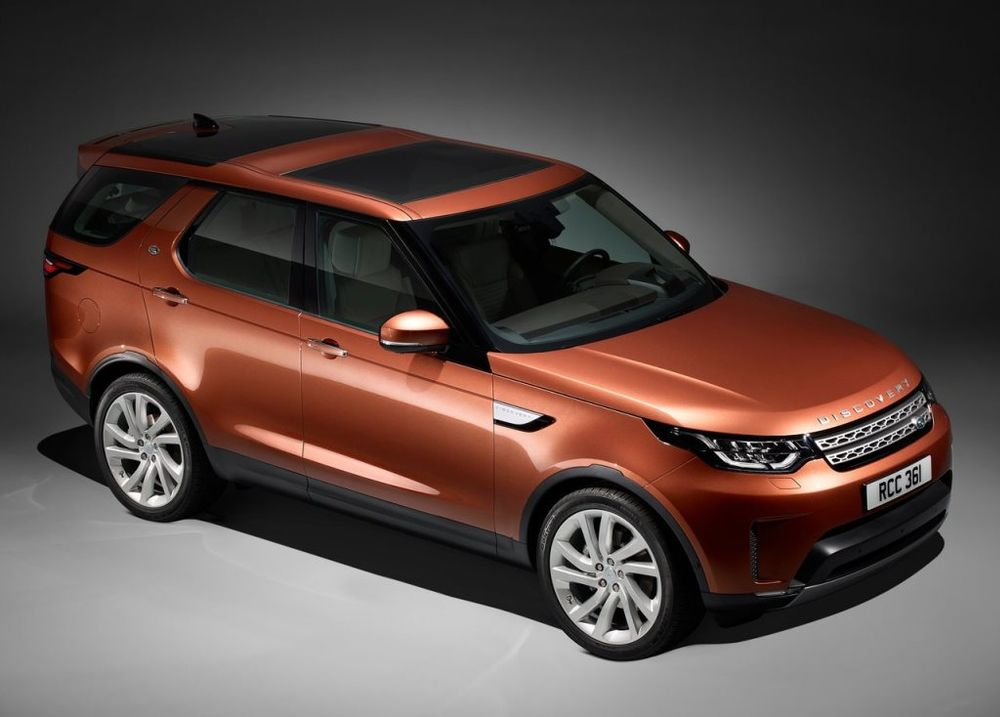 Land Rover Discovery 2019, Egypt