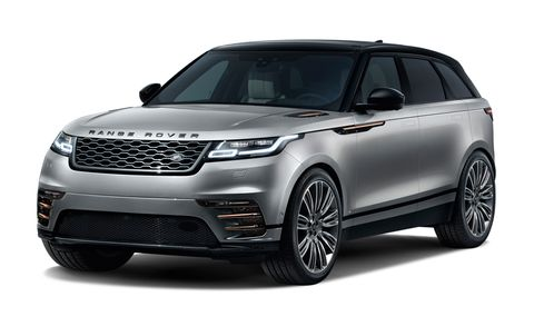 2018 Range Rover Velar: Specs, Design, Price >> Land Rover Range Rover Velar Price In Uae New Land Rover