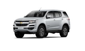 Slide show 2018 chevrolet trailblazer
