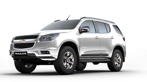 Chevrolet Trailblazer 2019 Ltz 4wd In Qatar New Car Prices Specs