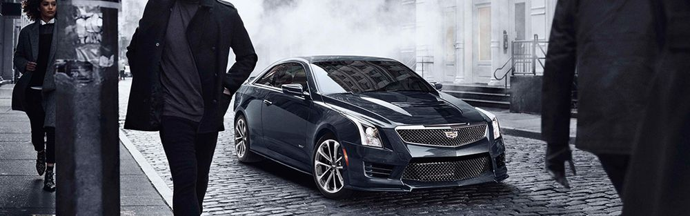 Cadillac ATS-V Coupe 2019, United Arab Emirates