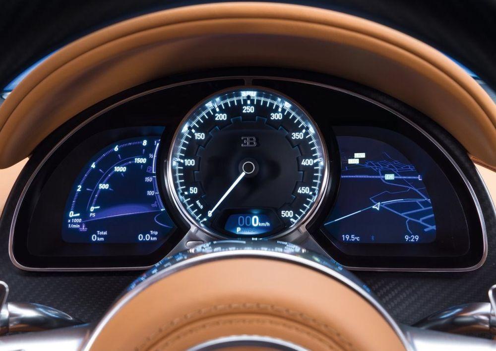 Bugatti Chiron 2019, United Arab Emirates