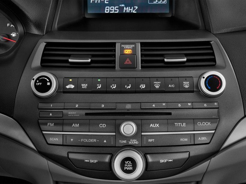 Honda Accord 2012, Saudi Arabia