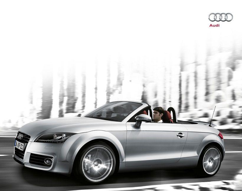 Audi TT Roadster 2012, Kuwait