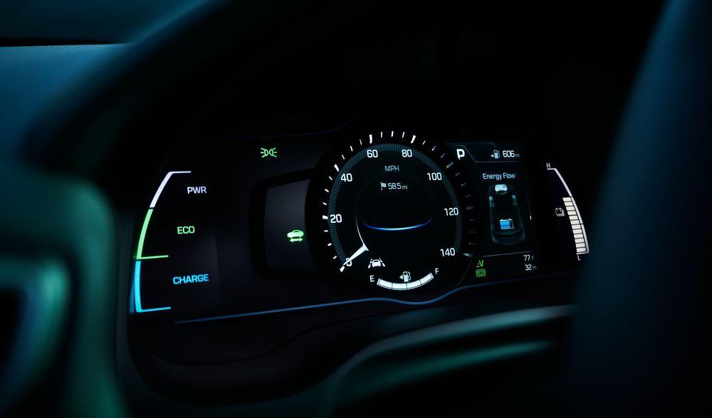 Hyundai Ioniq 2019, Egypt