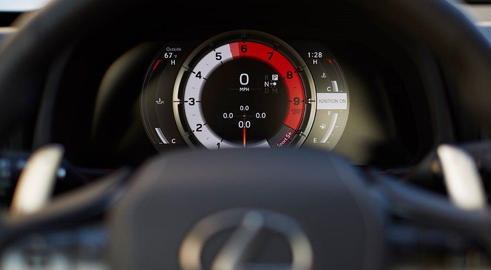 Lexus LC 500 2019, Kuwait