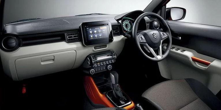 Suzuki Ignis 2019, United Arab Emirates