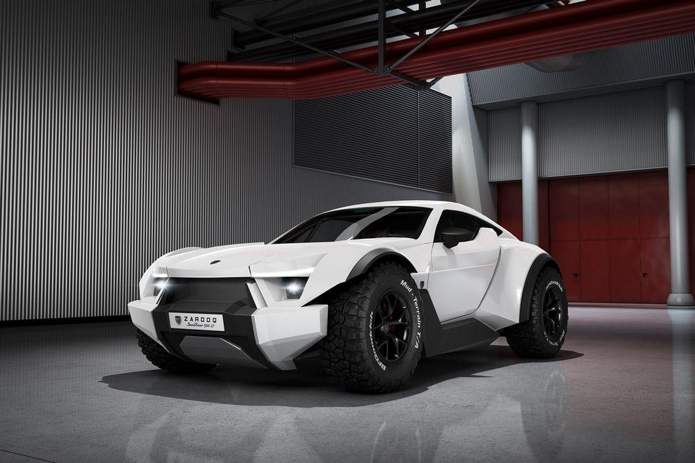 زاروق موتورز ساند ريسر 500 جي تي 2019, الإمارات