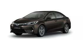 Toyota Corolla 2019, United Arab Emirates