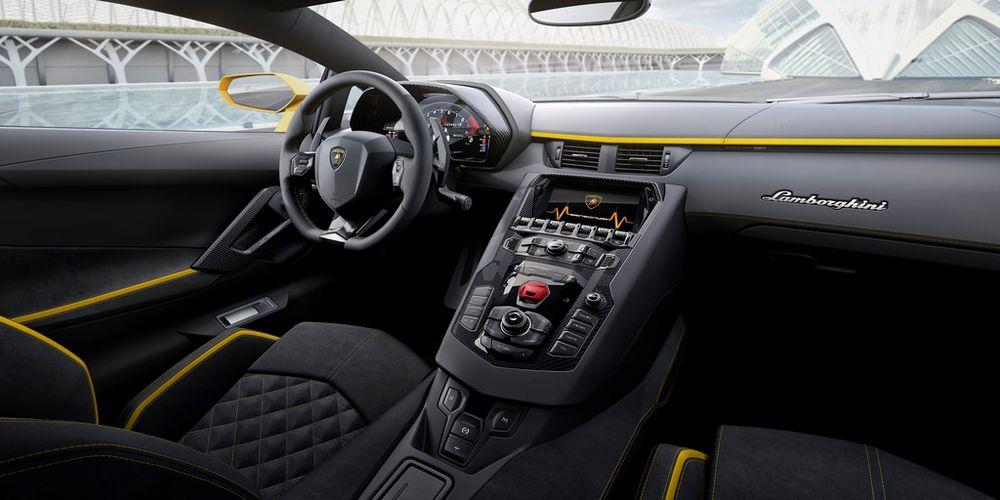 Lamborghini Aventador S 2019, Qatar