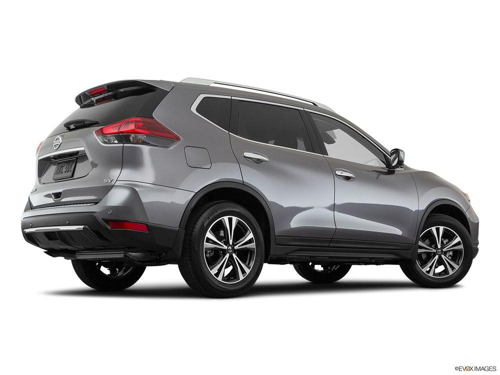 Nissan X-Trail 2019, United Arab Emirates