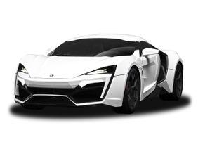 Slide show w motors lykan hypersport
