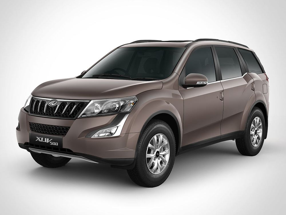 Mahindra XUV500 2019, Qatar