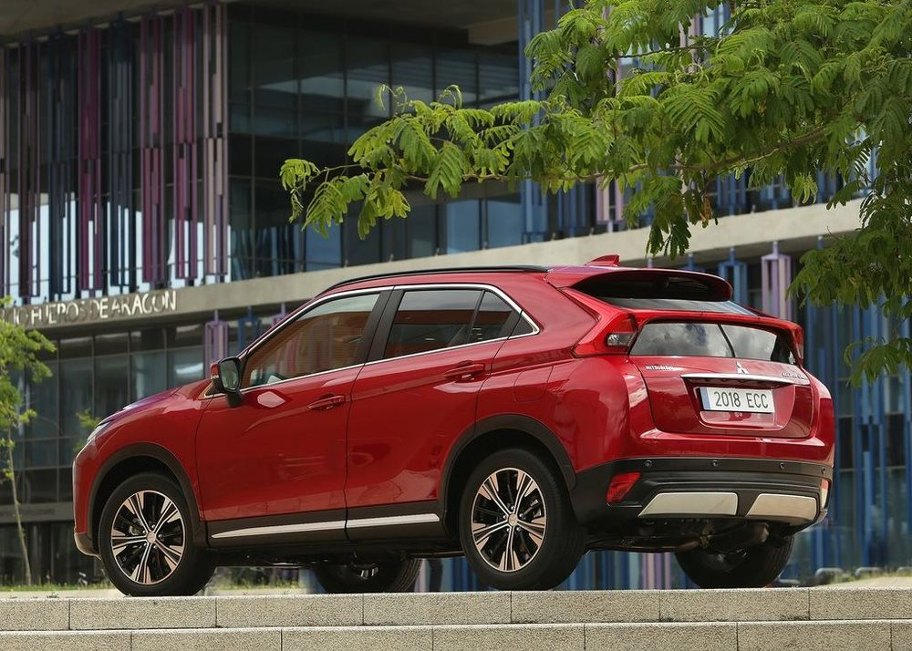 Mitsubishi Eclipse Cross 2019, United Arab Emirates