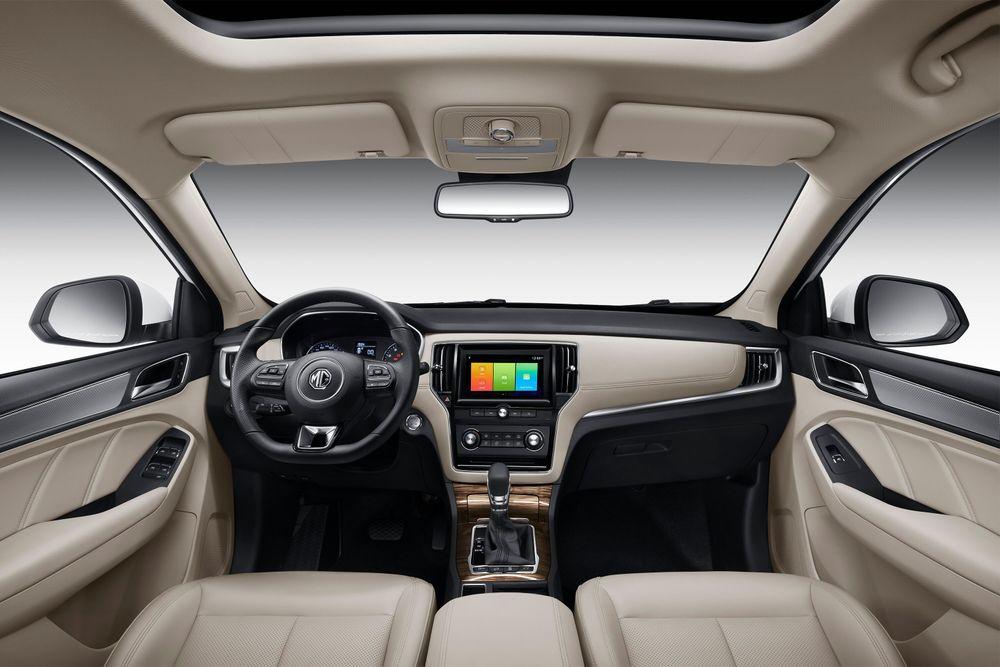 MG RX5 2019, United Arab Emirates