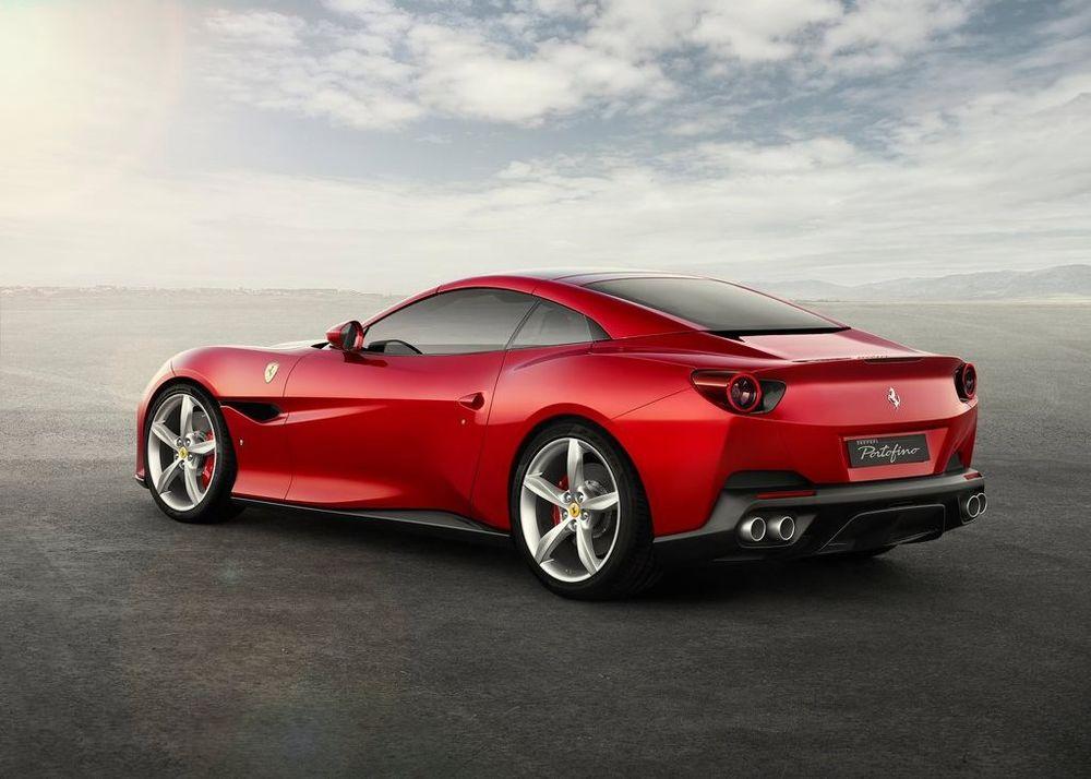 Ferrari Portofino 2019, United Arab Emirates