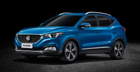 Mg Zs 2019 1 5l Com In Uae New Car Prices Specs Reviews
