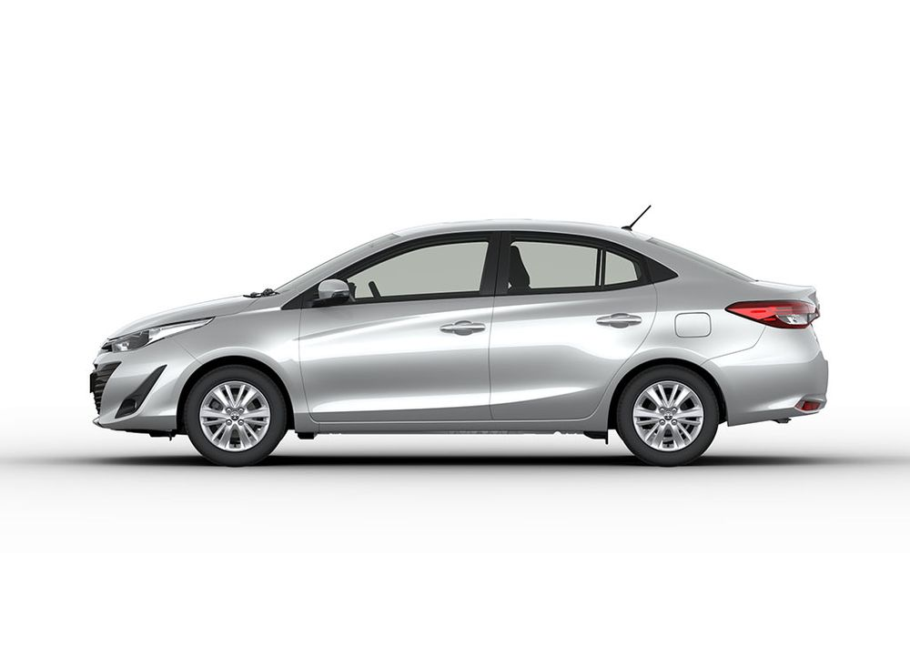 Toyota Yaris Sedan 2019, Bahrain