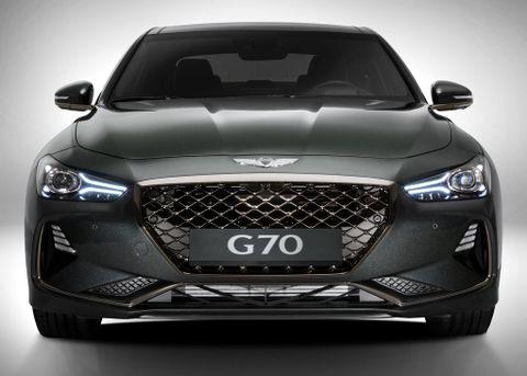 Genesis G70 2019 3.3T Royal in UAE: New Car Prices, Specs ...