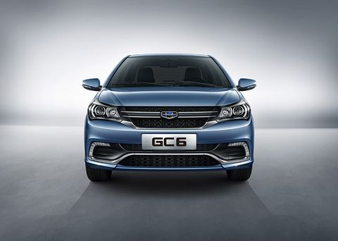 Geely GC6 2019 1.5L Standard i...