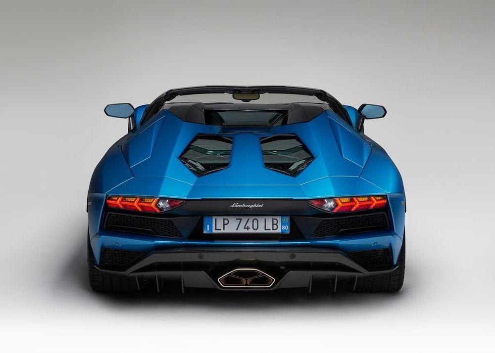 Lamborghini Aventador S Roadster 2019, Saudi Arabia