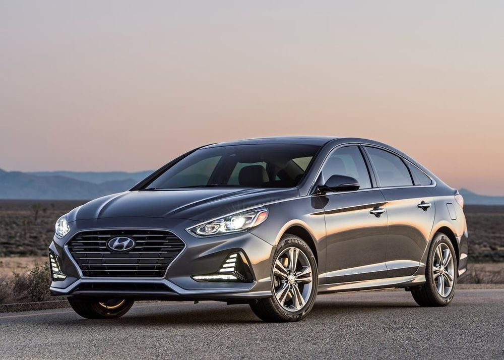 Hyundai Sonata 2020, United Arab Emirates