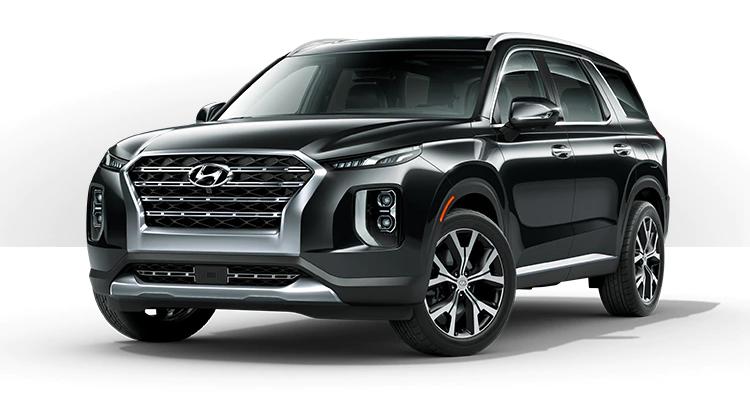 Hyundai Palisade 2020, Saudi Arabia