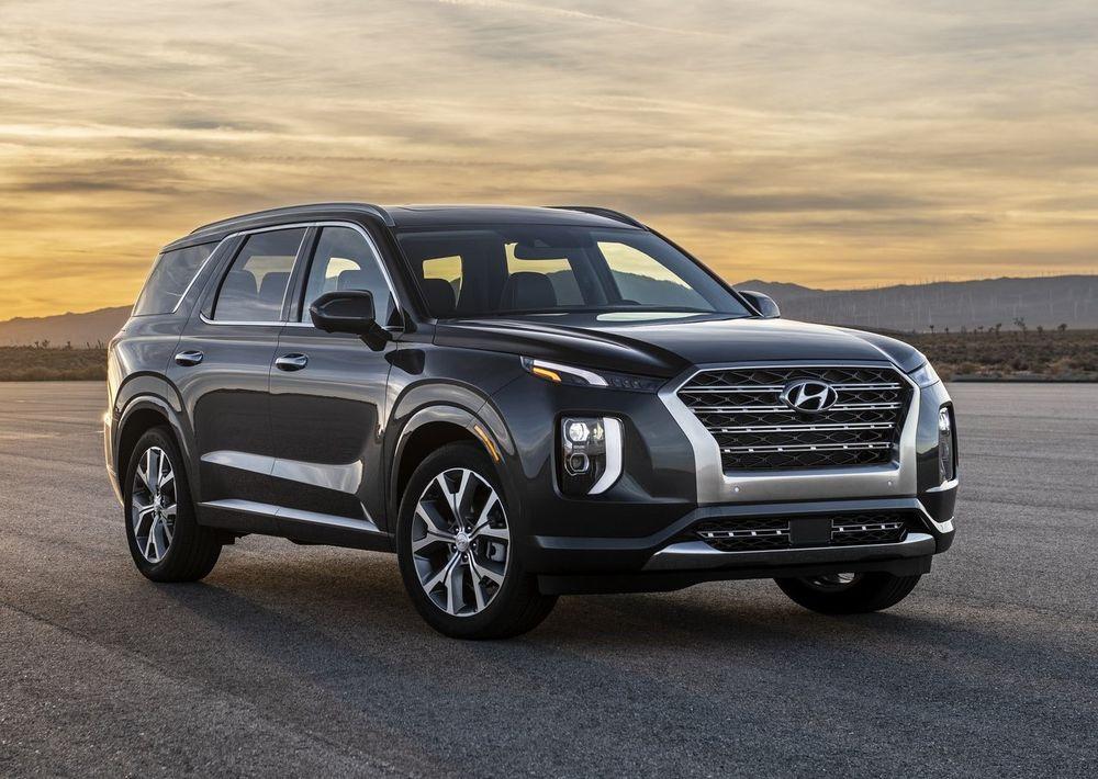 Hyundai Palisade 2020, Oman