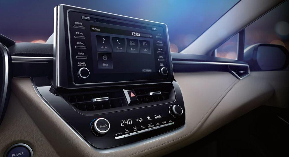 Toyota Corolla 2020, Oman