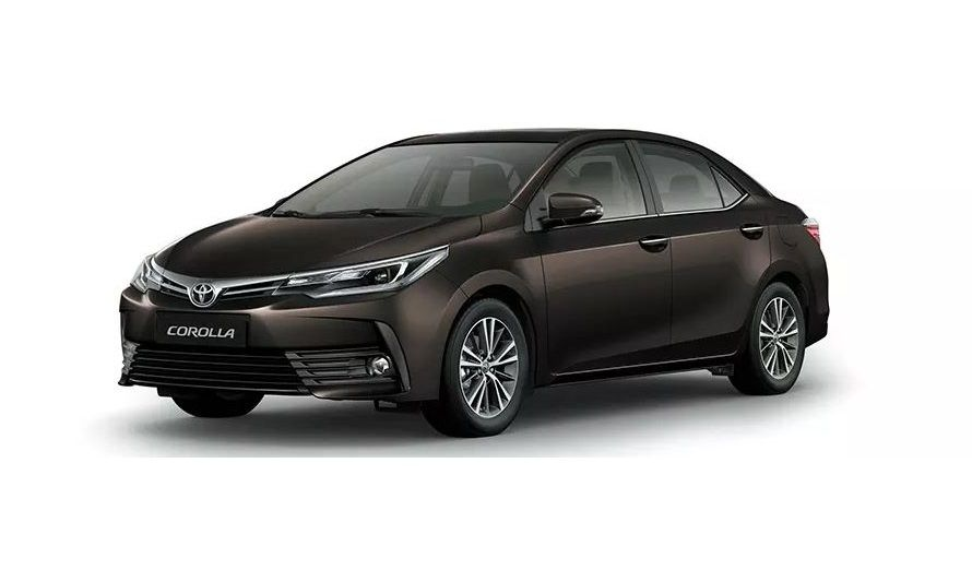 Toyota Corolla 2020, United Arab Emirates
