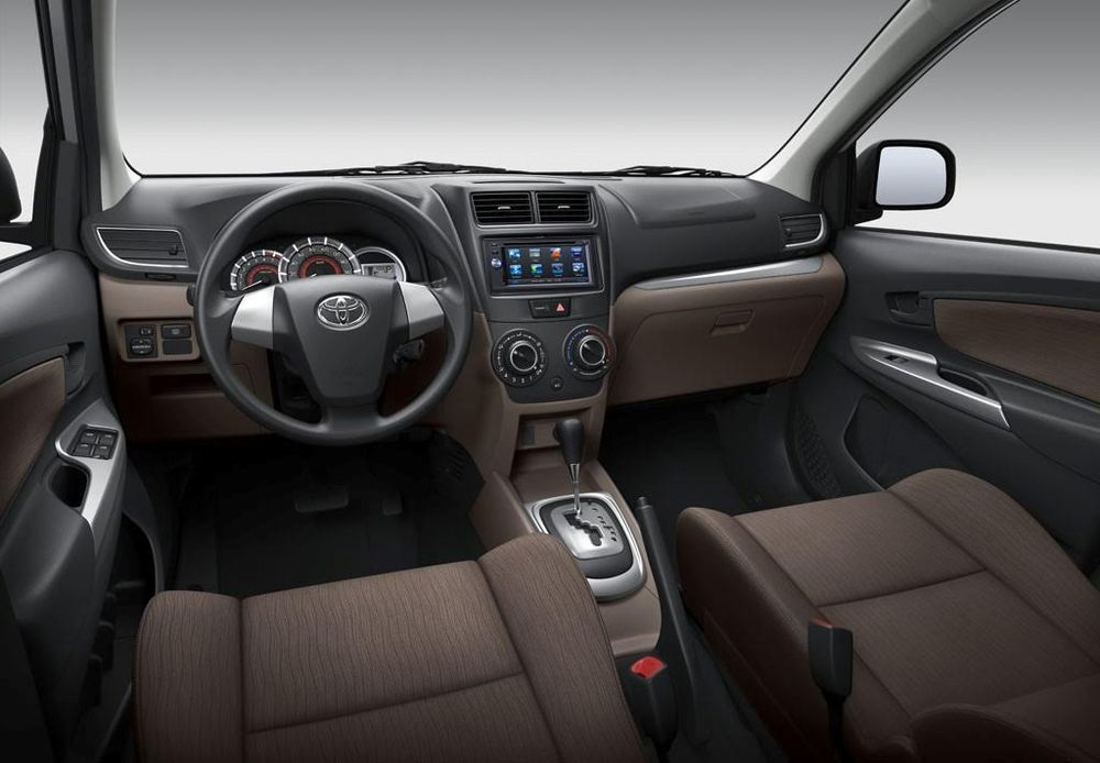 Toyota Avanza 2020, United Arab Emirates