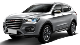 Haval H6 2020, United Arab Emirates