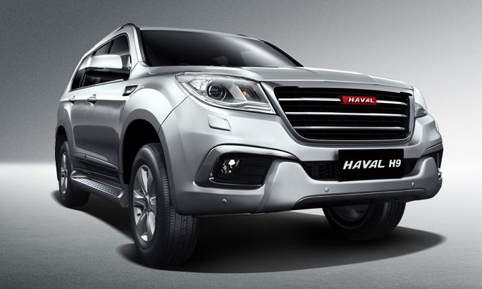 Haval H9 2020, United Arab Emirates