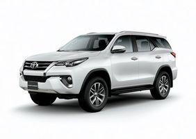 Toyota Fortuner 2020, Kuwait, 2019 pics migration