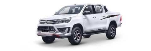Toyota Hilux 2020, Oman