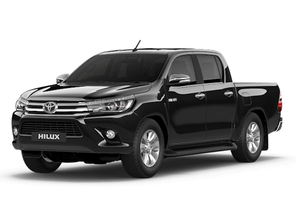 Toyota Hilux 2020, United Arab Emirates